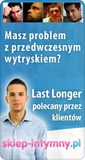 Last Longer Gel zel opozniajacy wytrysk