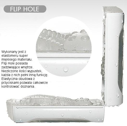 how to clean tenga flip hole