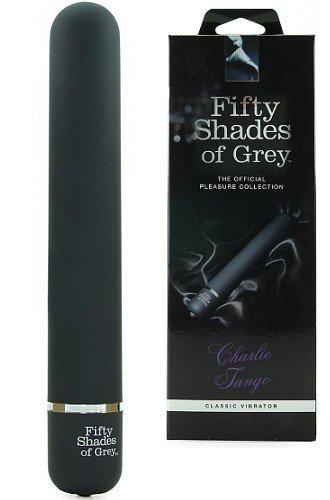 Elegancki, prosty wibrator - 50 Twarzy Greya
