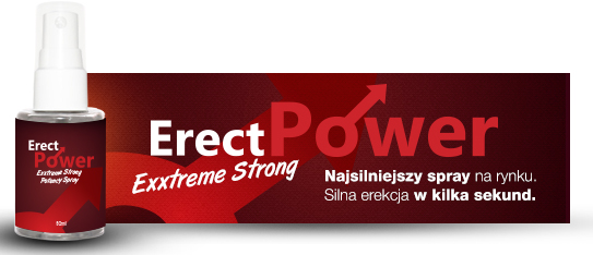 erect power spray na potencje
