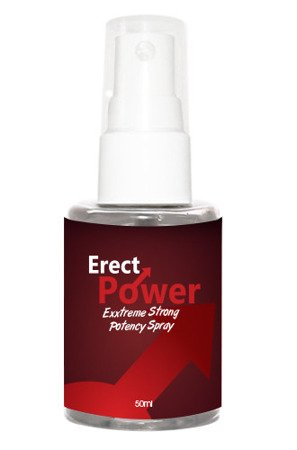 Erect Power - silny spray na potencję